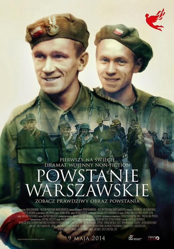 Powstanie Warszawskie - 2014