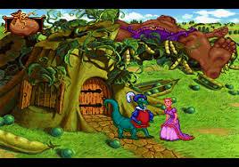 Blazing Dragons screenshot 1