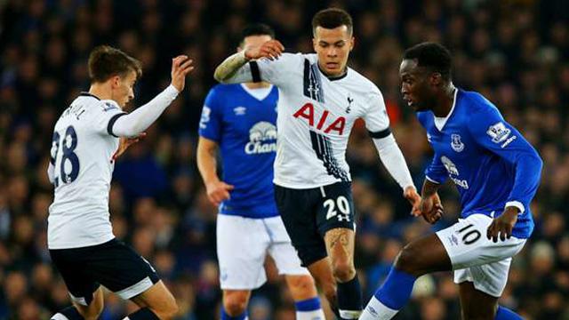[Video] Cuplikan Gol Everton 1-1 Tottenham Hotspur (Liga Inggris)