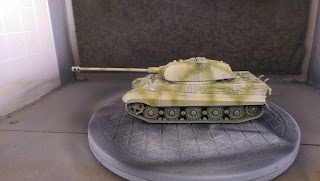 Tiger 2 Base coat