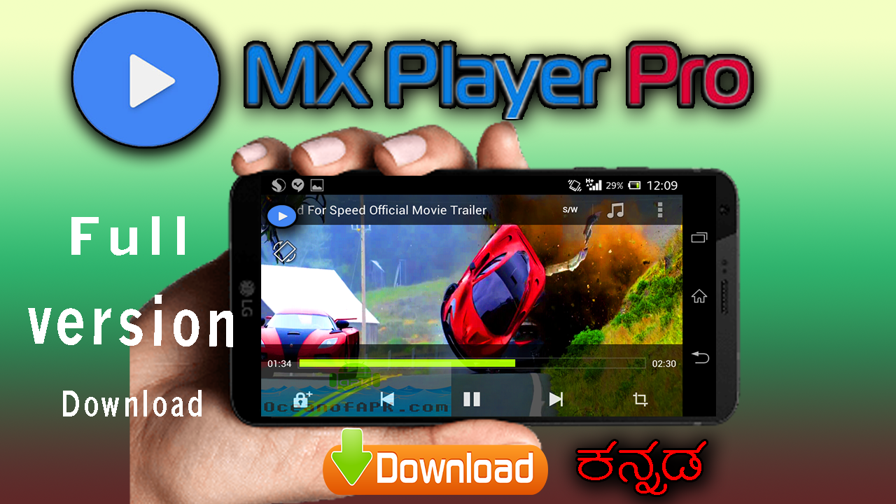 mx player pro apk free download latest version