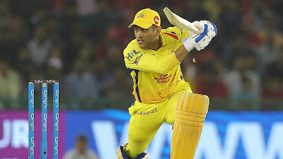 Chennai Super Kings Mahi New HD Photos Free Download