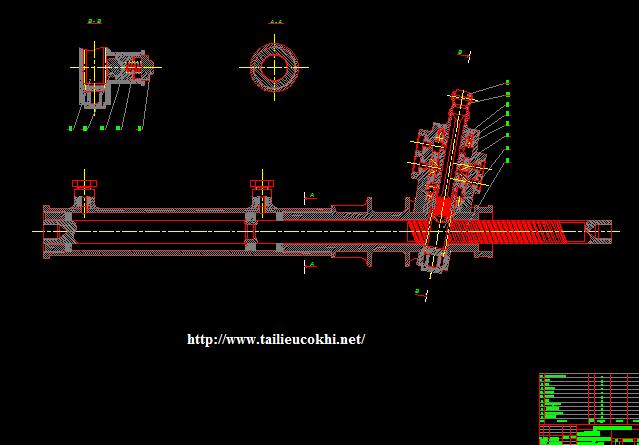 Cơ cấu hệ thống lái xe Toyota Vios