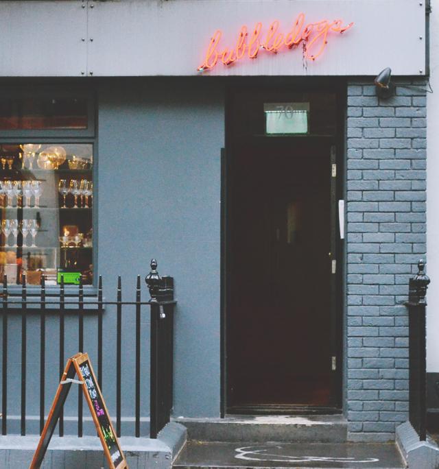 London Bubbledogs review