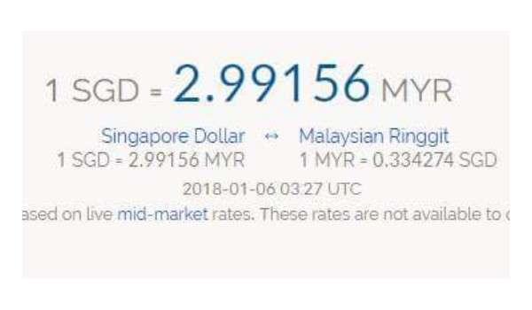 Macai Pakatun Dan Bunga Kata Ringgit Naik Kerana USD Lemah - Bandingkan Dengan Dollar Singapura!!!