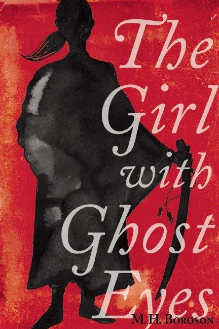 Interview with M. H. Boroson, author of The Girl with Ghost Eyes