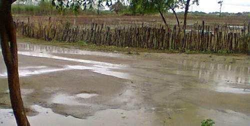 Domingo de tarde chuvosa em Quixeré e Região
