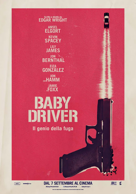 Baby Diver Edgar Wright
