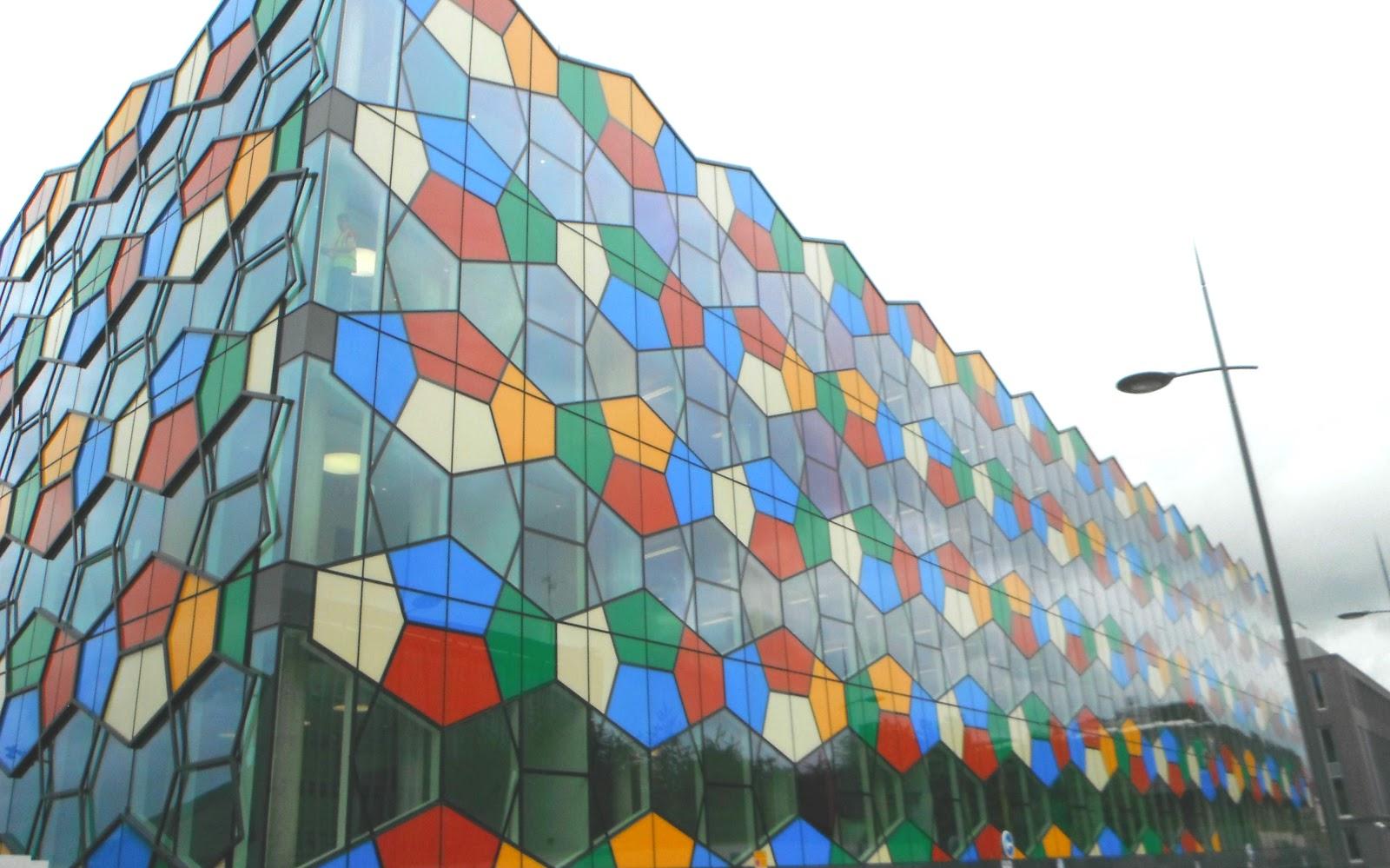 Bizarre Building 10
