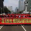 May Day, Buruh Bergerak Demo Jokowi soal Perpres TKA