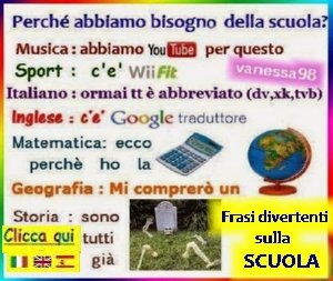http://frasidivertenti7.blogspot.it/2014/10/scuola-frasi-divertenti.html