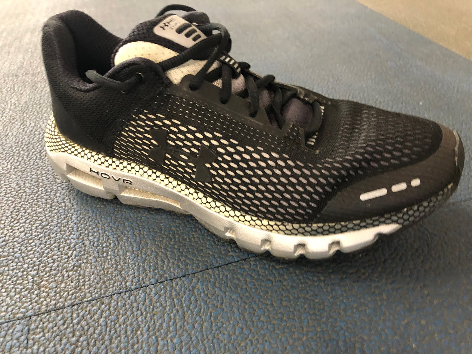 new concept aa345 ab5aa Road Trail Run: Under Armour UA HOVR Infinite and HOVR ...