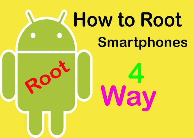 how to root smartphones