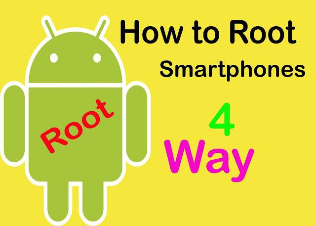 how to root smartphones