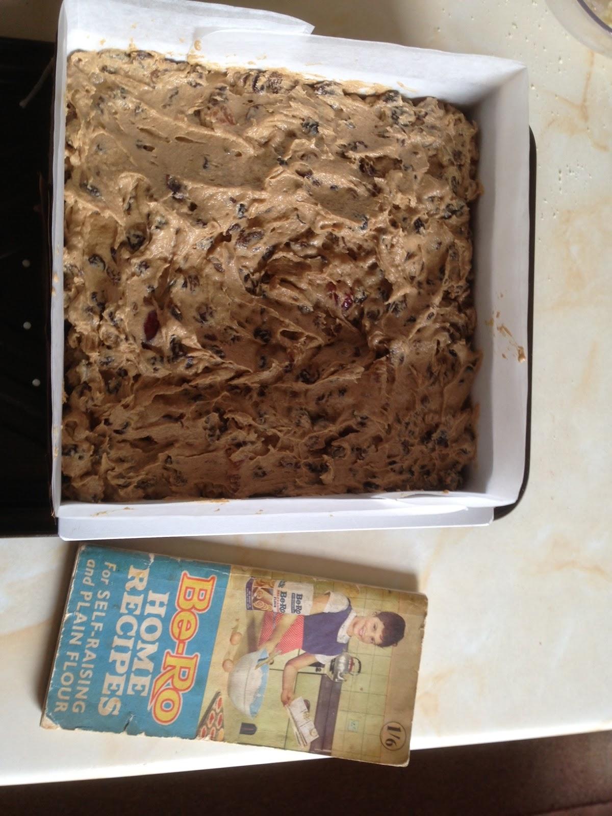 Bero Chocolate Victoria Sponge Cake Recipe