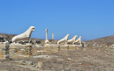 H Δήλος στα χνάρια της Πομπηίας
