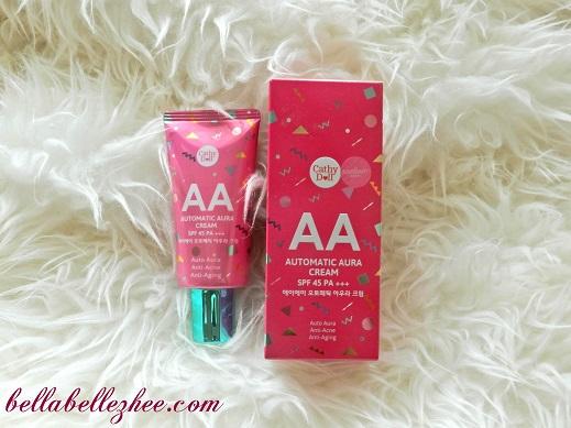 automatic aura cream
