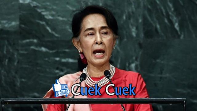 """Berita Terkini - Aung San Suu Kyi diberikan """"kesempatan terakhir"""" Oleh PBB untuk Segera Berhenti Serang Rohingya."""