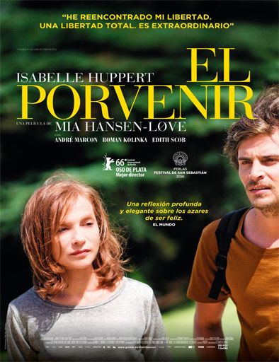 Ver El porvenir (L'avenir) (2016) Online