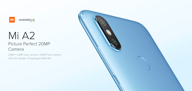 Xiaomi Mi A2 6GB RAM Variant With 128GB of Storage Listed Online for Rs 19,999