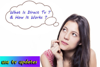 what is direct tv?