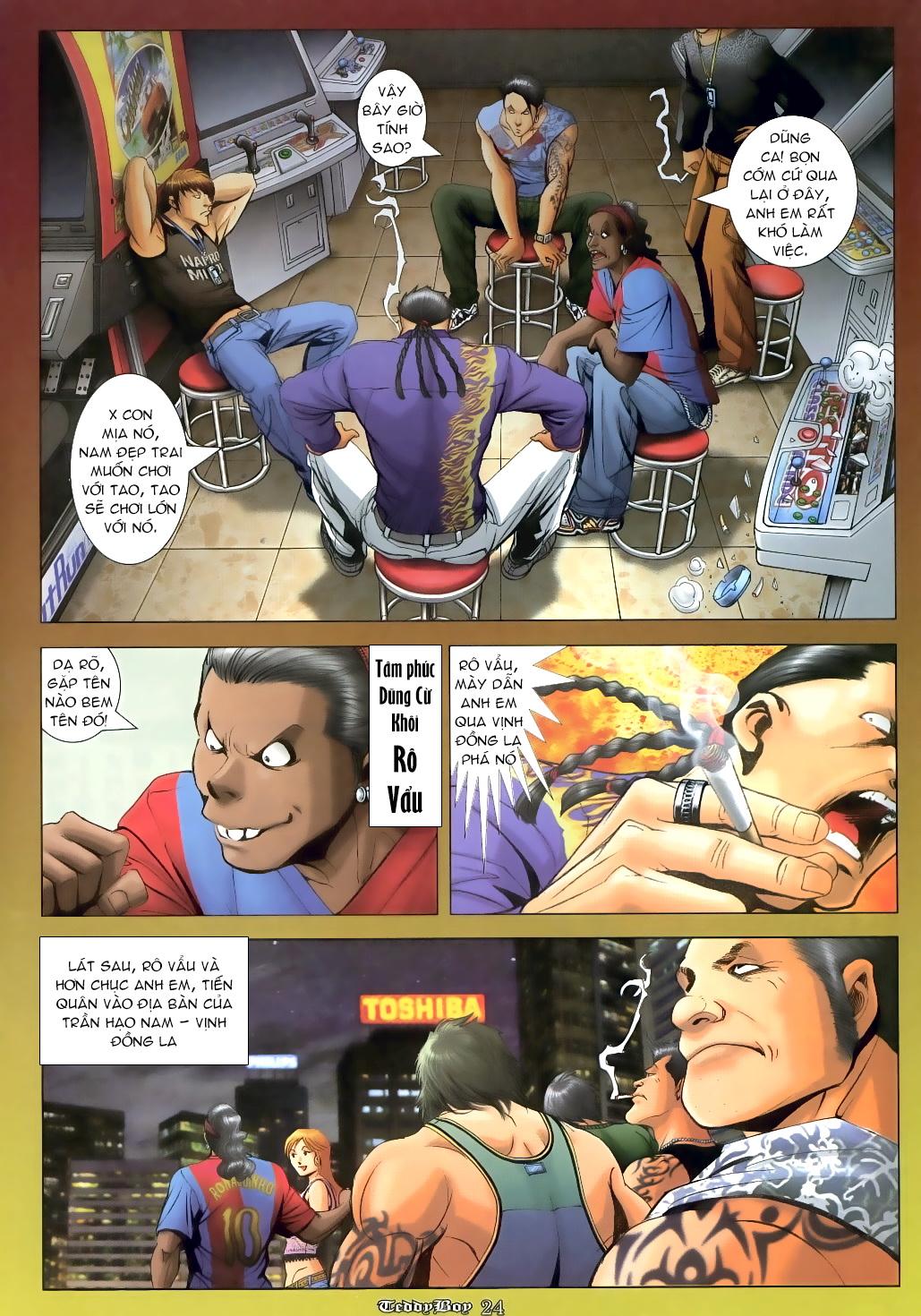 Người Trong Giang Hồ NetTruyen chap 987 - Trang 18