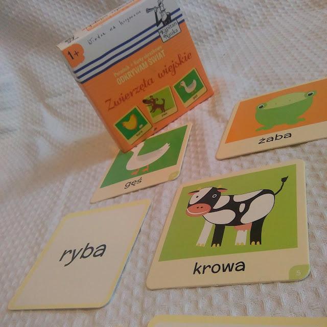 odkrywam świat zwierzęta wiejskie kapitan nauka, kapitan nauka, recenzja, testowanie, blogujaca mama dwójki, blogger, gry dla dzieci, gra dla najmłodszych, fajna gra, gra o pierwszego roku życia, gra dla całej rodziny, odkrywam świat kapitan nauka