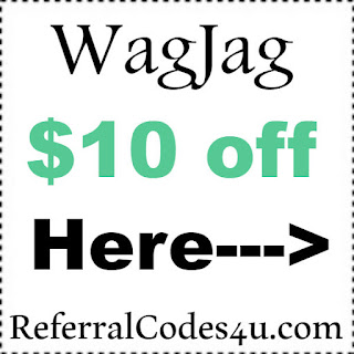 WagJag Voucher Code 2021, WagJag Promo Code 2021 January, February, March, April, May