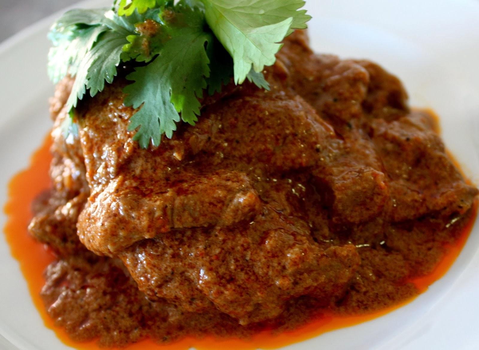Rendang Daging Padang