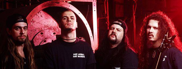 Pantera con Phil Anselmo