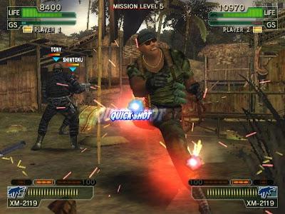 Virtua Cop: Elite Edition (PS2) 2002