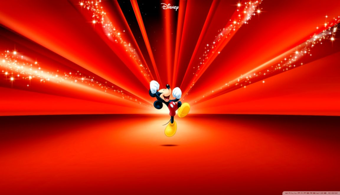 Red Images Hd Mickey Mouse Disney Wallpapers Lock Screen