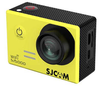 SJCAM SJ5000 Firmware Download