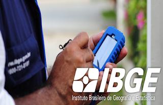 IBGE é autorizado a realizar seleção para até 26,4 mil vagas temporárias
