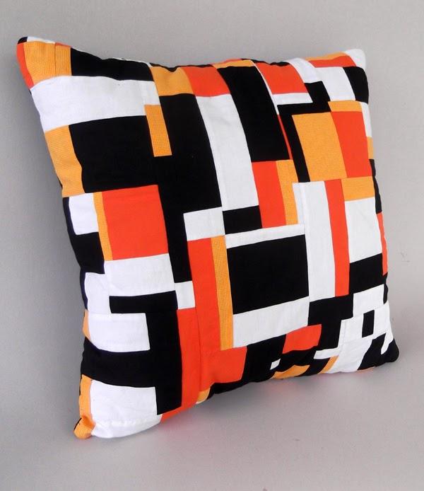 μαξιλάρι, μοντέρνο μαξιλάρι, μαξιλάρι patchwork, design αντικείμενα, design μαξιλάρι