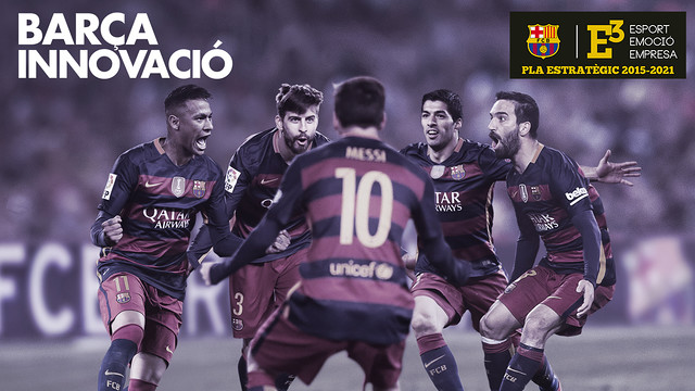 El Barça, primer club del mundo en gestión de la innovación