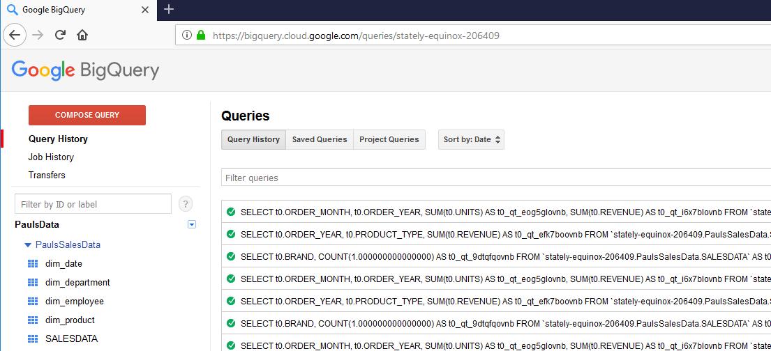 Paul Cannon's BI Blog: Using OBIEE with Google BigQuery