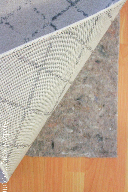 Ansley Designs Make Your Area Rugs Kid Friendly