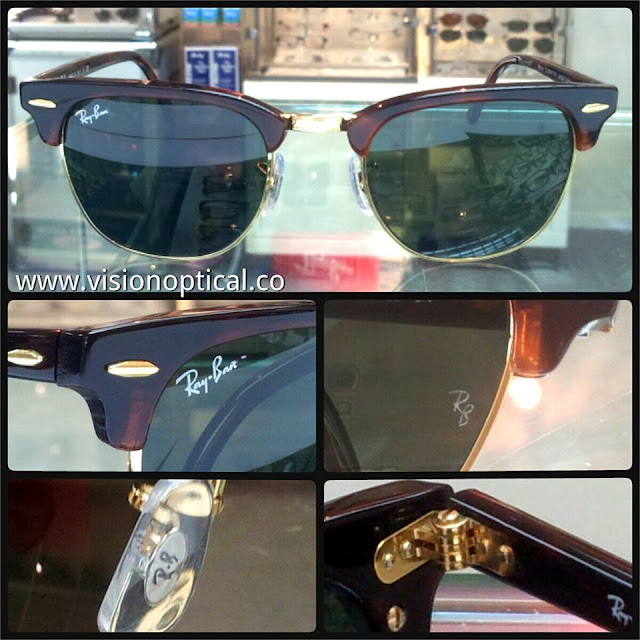 Ray Ban 太陽眼鏡 Clubmaster RB3016