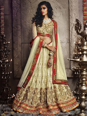 designer bridal indian lehenga saree designs