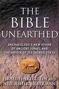 Biblical Authorship: The Bible Unearthed  Archaeology's New