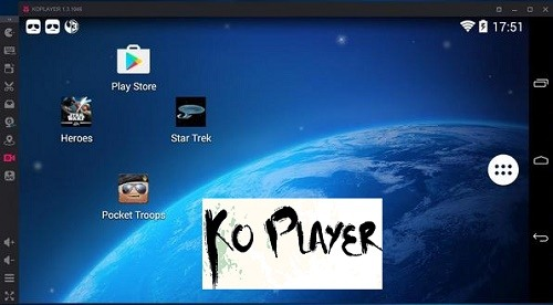 تحميل برنامج تشغيل العاب وتطبيقات الاندرويد على الكمبيوتر KoPlayer