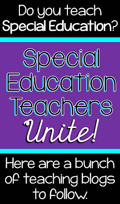 Special Education blogs