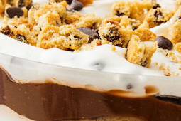 Easy Best Cookie Dough Trifle I Ever Made