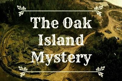 Mystery Oak Island Game