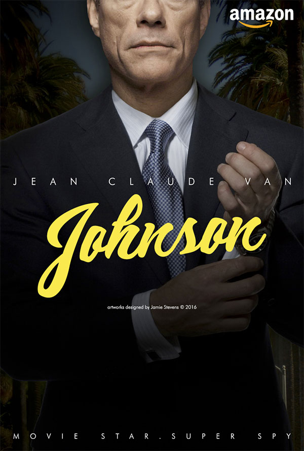 Jean-Claude Van Johnson: Teaser Trailer