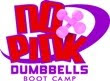 No Pink Dumbbells Boot Camp