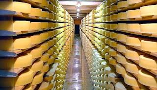 quesos madurados