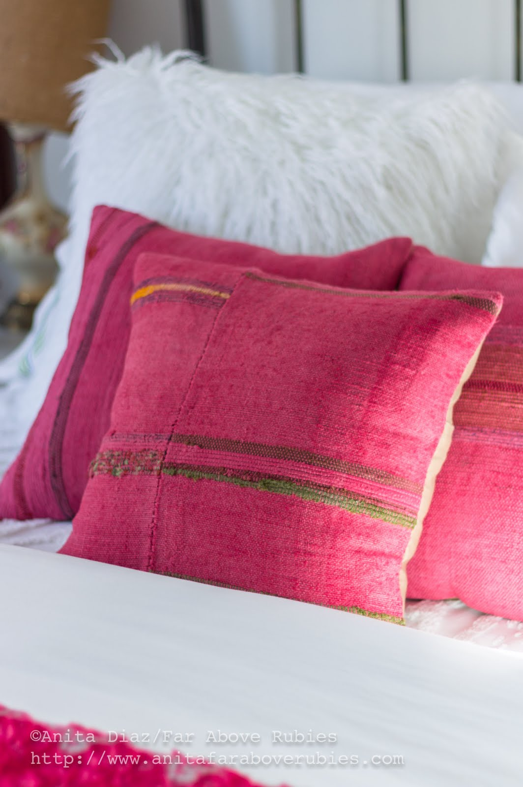 The BEST source for kilim pillows