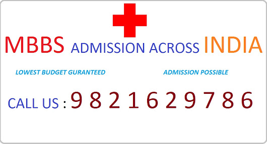 MBBS Admission across India